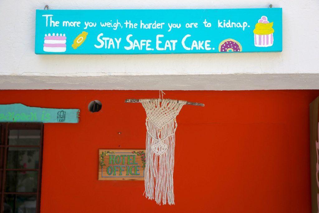 Cake sign 1
